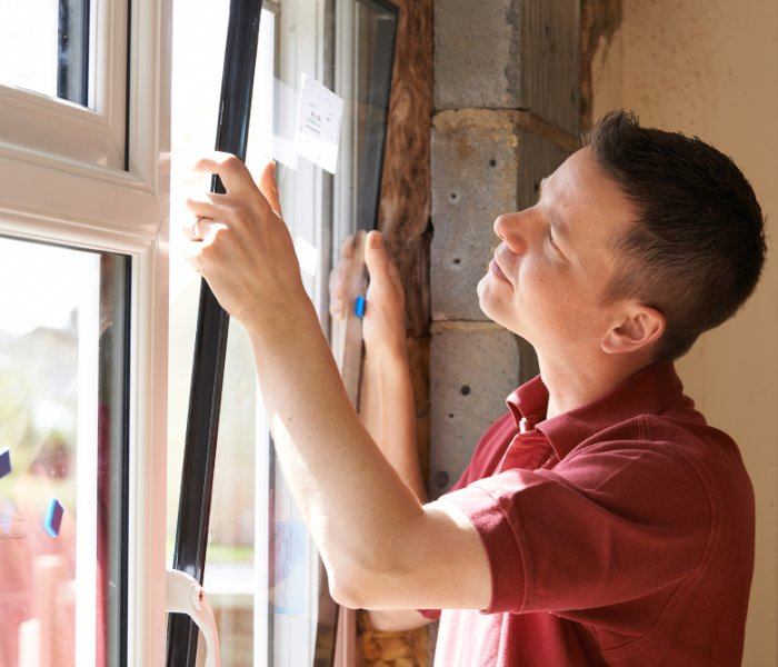 contractor providing window installation service fort worth